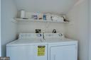Full size  washer & dryer - 104 MEHERRIN TER SW, LEESBURG
