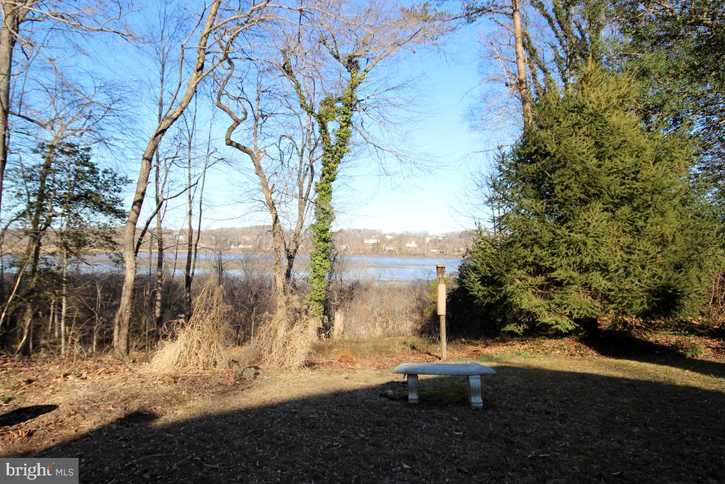 Sunny View overlooking Tranquil Quantico Creek - 3225 RIVERVIEW DR, TRIANGLE