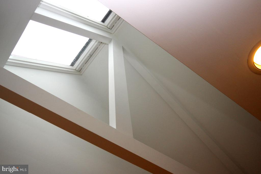 Skylights add to Natural Light throughout - 3225 RIVERVIEW DR, TRIANGLE