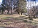 Property has access to running creek - 135 TRUSLOW RD, FREDERICKSBURG