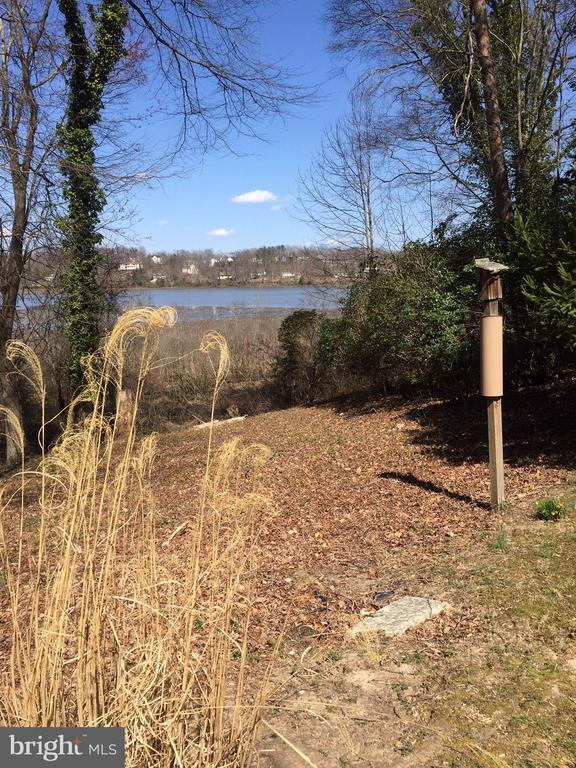 Early Spring View.  A home for all Seasons - 3225 RIVERVIEW DR, TRIANGLE