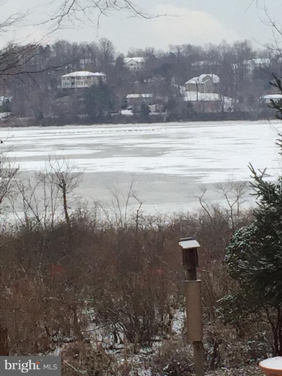 Brisk Winter View - 3225 RIVERVIEW DR, TRIANGLE
