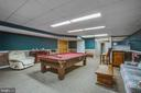 Like to entertain? Room for all the bar games here - 7411 SNOW HILL DR, SPOTSYLVANIA