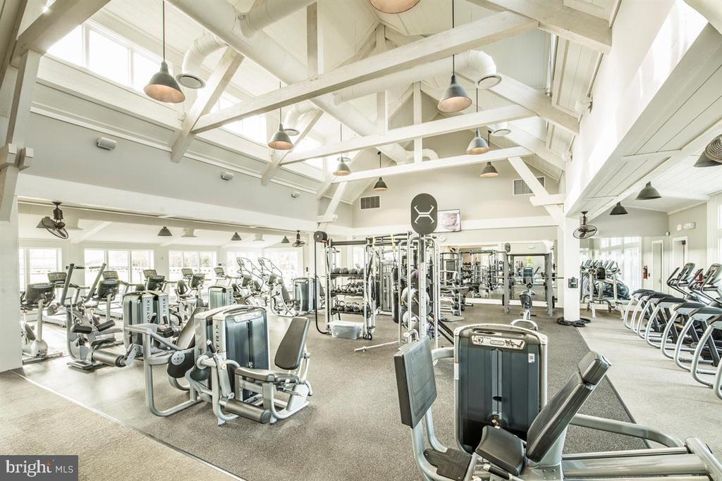 Full Gym - 2565 PASSIONFLOWER CT, DUMFRIES