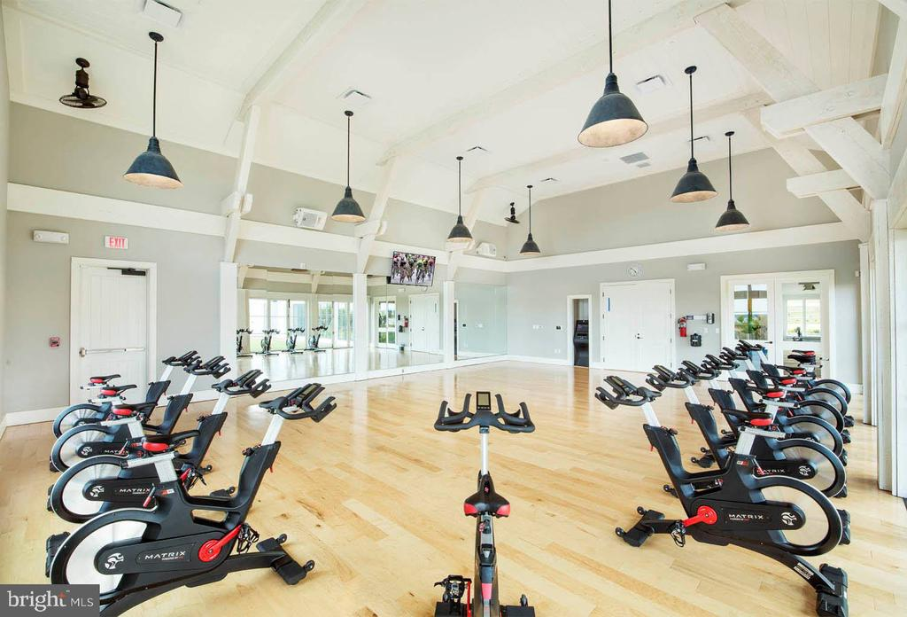 Spinning, Yoga, Zumba, Karate, and more - 2565 PASSIONFLOWER CT, DUMFRIES