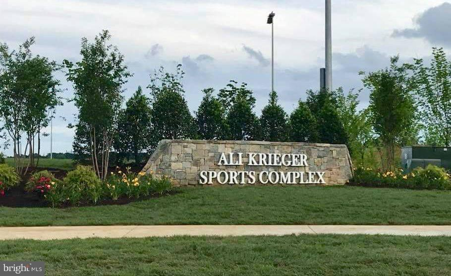 Ali Kriger Sport complex features multiple fields - 2565 PASSIONFLOWER CT, DUMFRIES