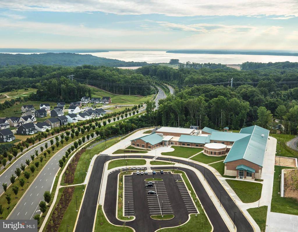 Covington-Harper Elementary School - 2565 PASSIONFLOWER CT, DUMFRIES