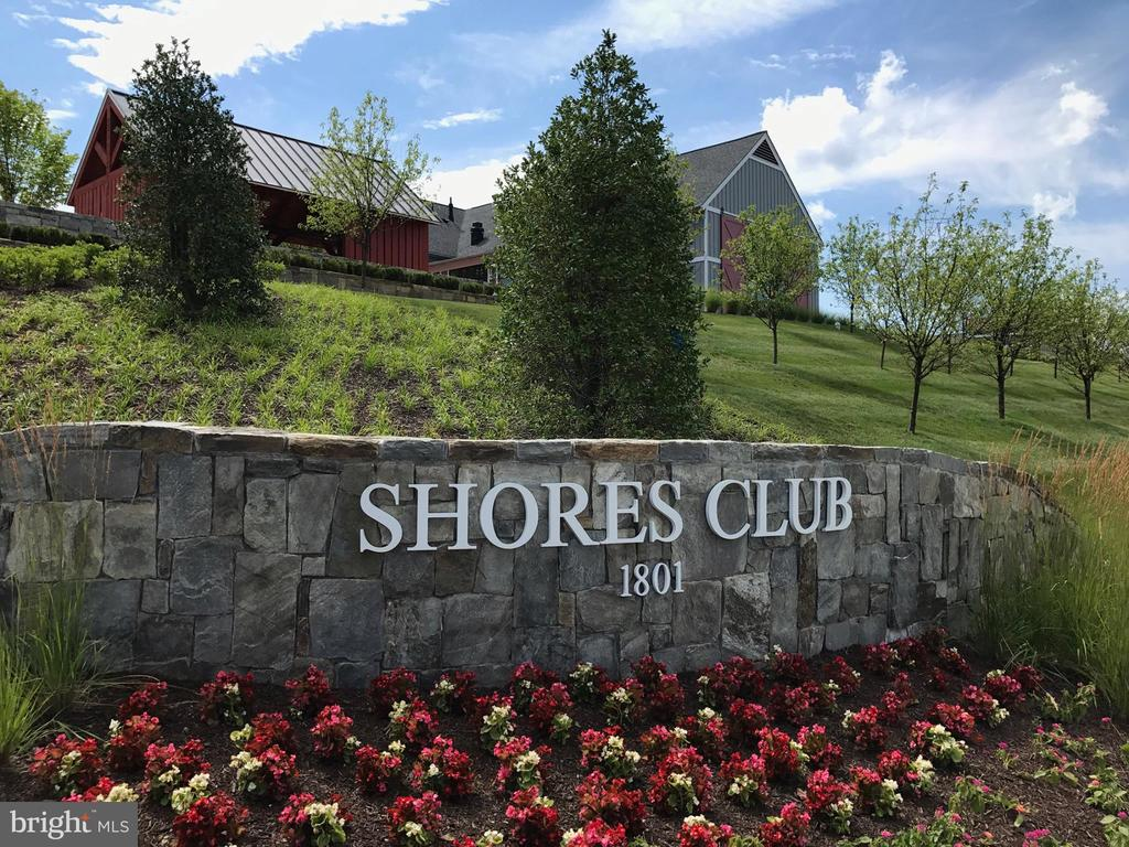 The Shores Club is our community hub - 2565 PASSIONFLOWER CT, DUMFRIES