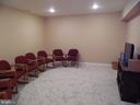 Media Room - Configured for an 85