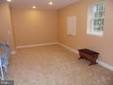 2018 Finished Basement - 19x15 Bedroom 5 - 43341 CEDAR POND PL, CHANTILLY