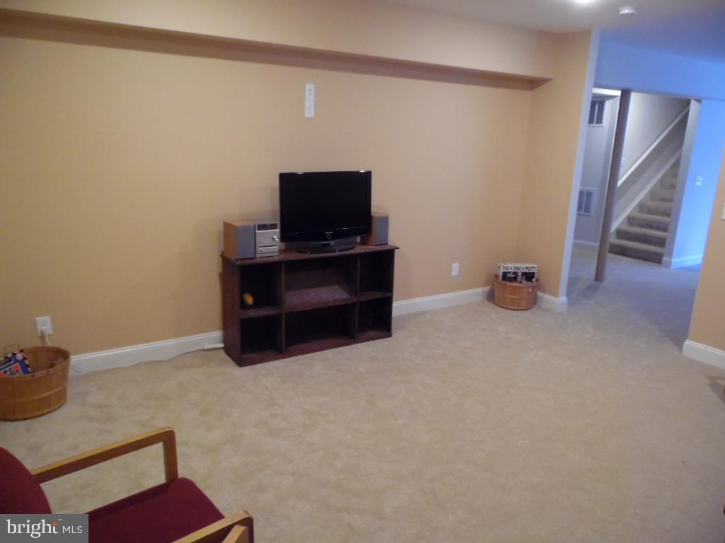 16x14 Media or Full Sized Pool Table Room - 43341 CEDAR POND PL, CHANTILLY