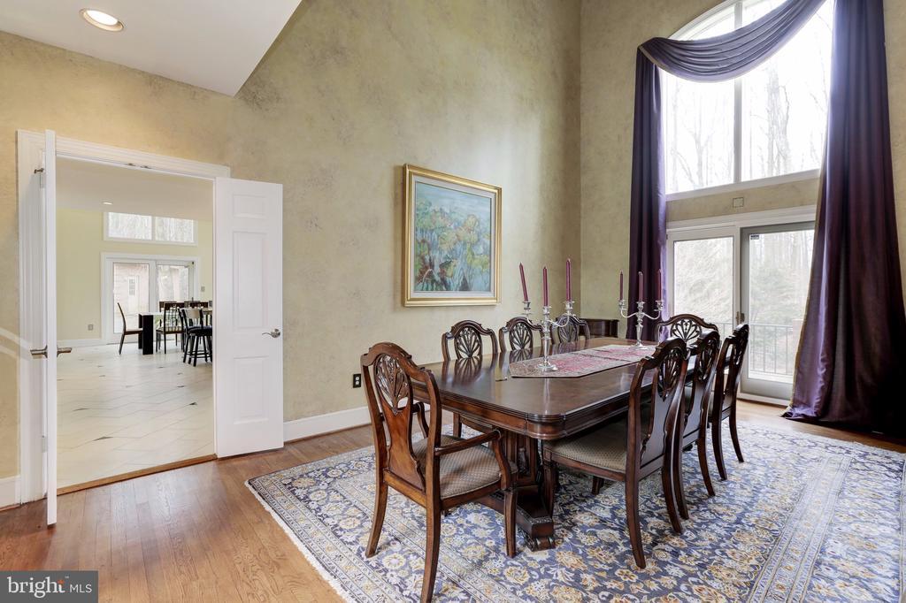 Dining Room - 6709 ARROYO CT, ROCKVILLE