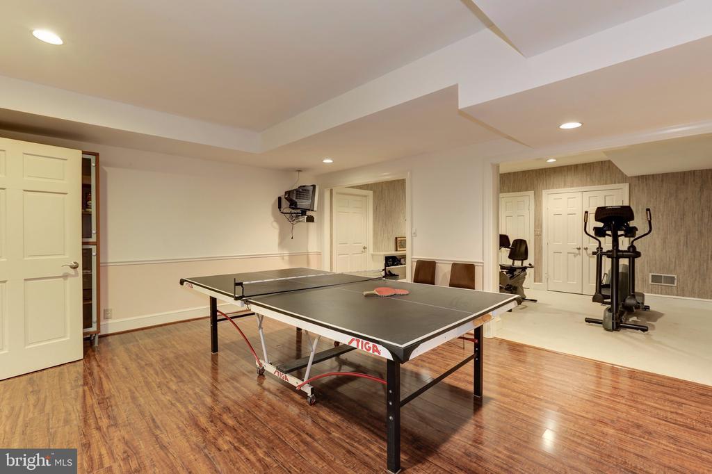 Game Room - 6709 ARROYO CT, ROCKVILLE