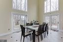 Breakfast Room - 6709 ARROYO CT, ROCKVILLE
