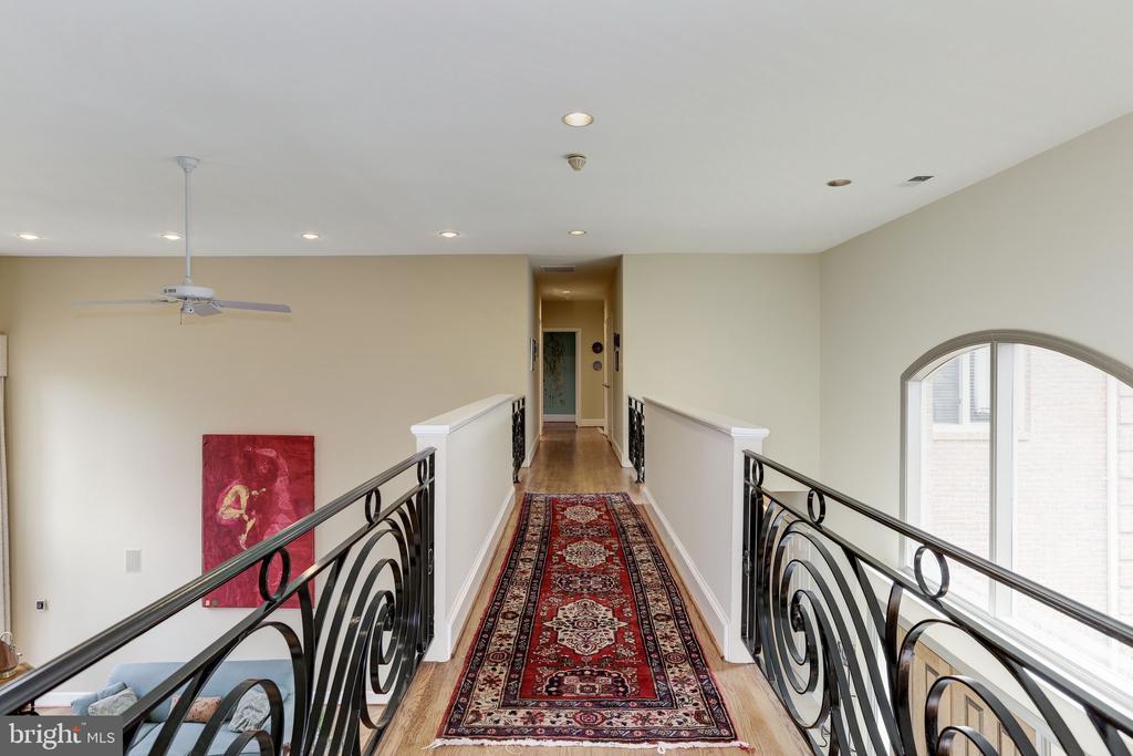 Upper Level Hall - 6709 ARROYO CT, ROCKVILLE