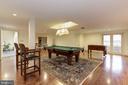 Billiard Room - 6709 ARROYO CT, ROCKVILLE