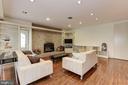 Recreation Room - 6709 ARROYO CT, ROCKVILLE