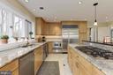 Kitchen - 6709 ARROYO CT, ROCKVILLE