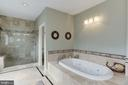 Master Bath - 6709 ARROYO CT, ROCKVILLE