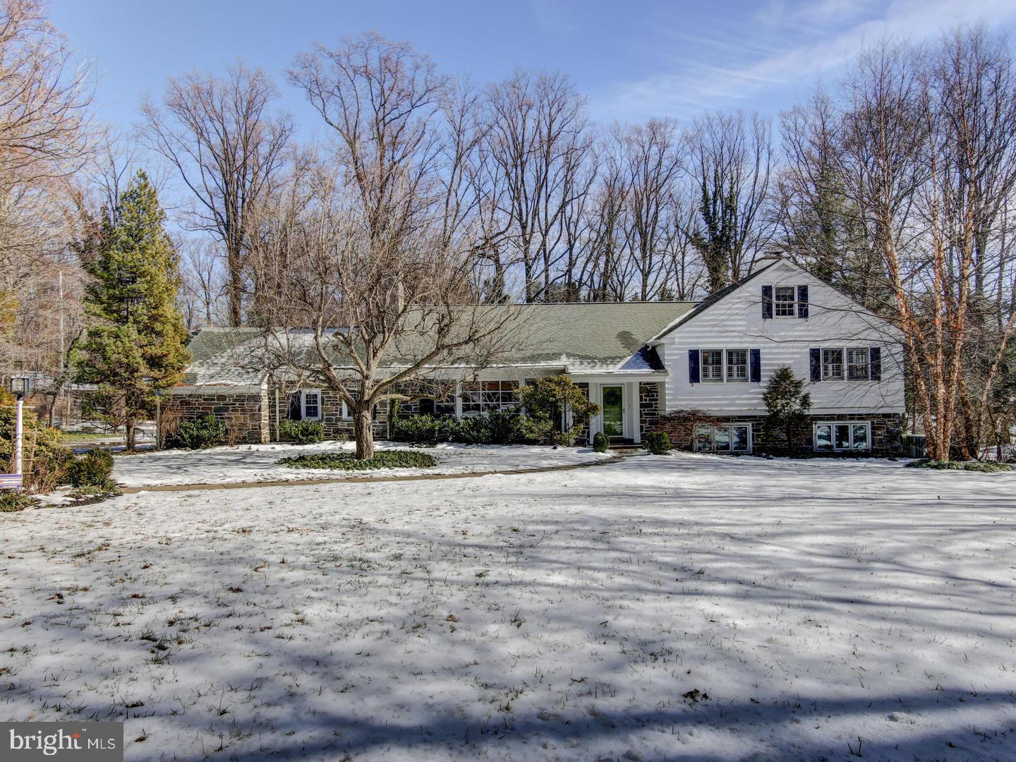 Photo of home for sale at 825 Great Springs Road, Bryn Mawr PA