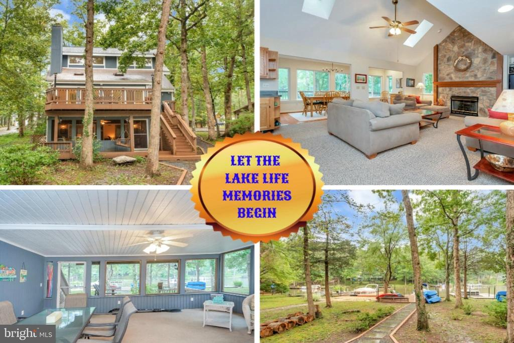 215 SKYLINE ROAD - LAKE OF THE WOODS - 215 SKYLINE RD, LOCUST GROVE