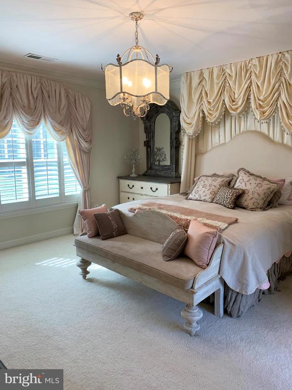 Bedroom 2 for the romantic - 7301 DULANY DR, MCLEAN
