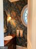 Guest powder room - 7301 DULANY DR, MCLEAN