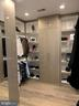 Sooo much storage in her closet! - 7301 DULANY DR, MCLEAN