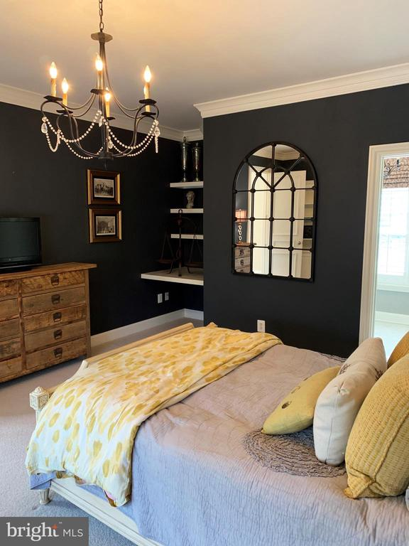Used as an upstairs guest bedroom - 7301 DULANY DR, MCLEAN