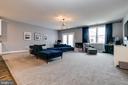 Family Room - 20497 MILBRIDGE TER, ASHBURN