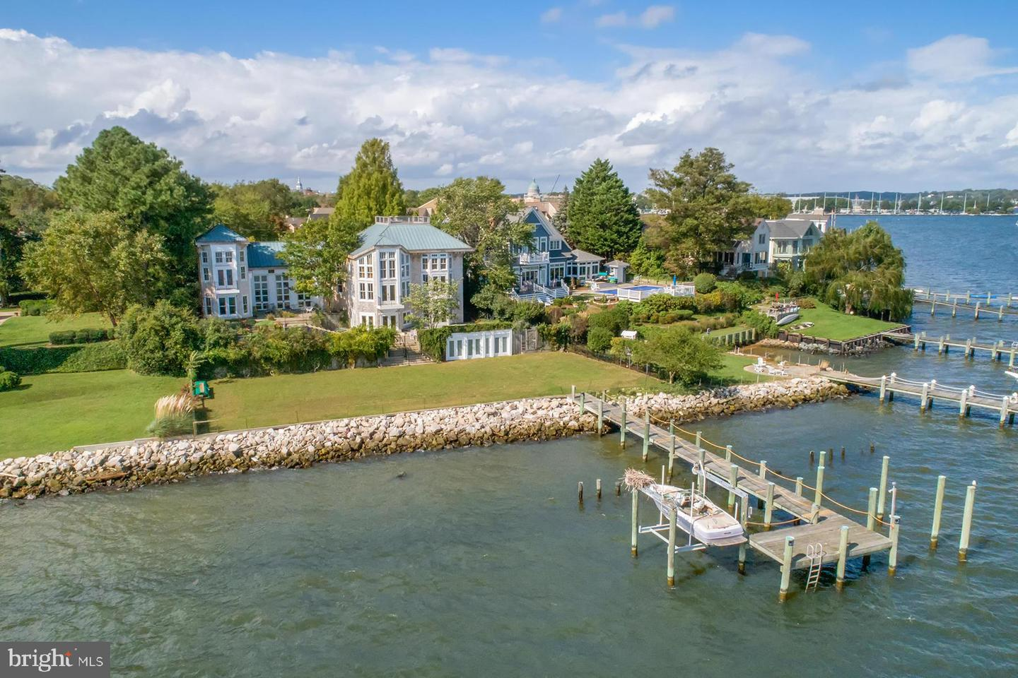 Single Family Home for Sale at 9 Eastern Avenue 9 Eastern Avenue Annapolis, Maryland 21403 United States