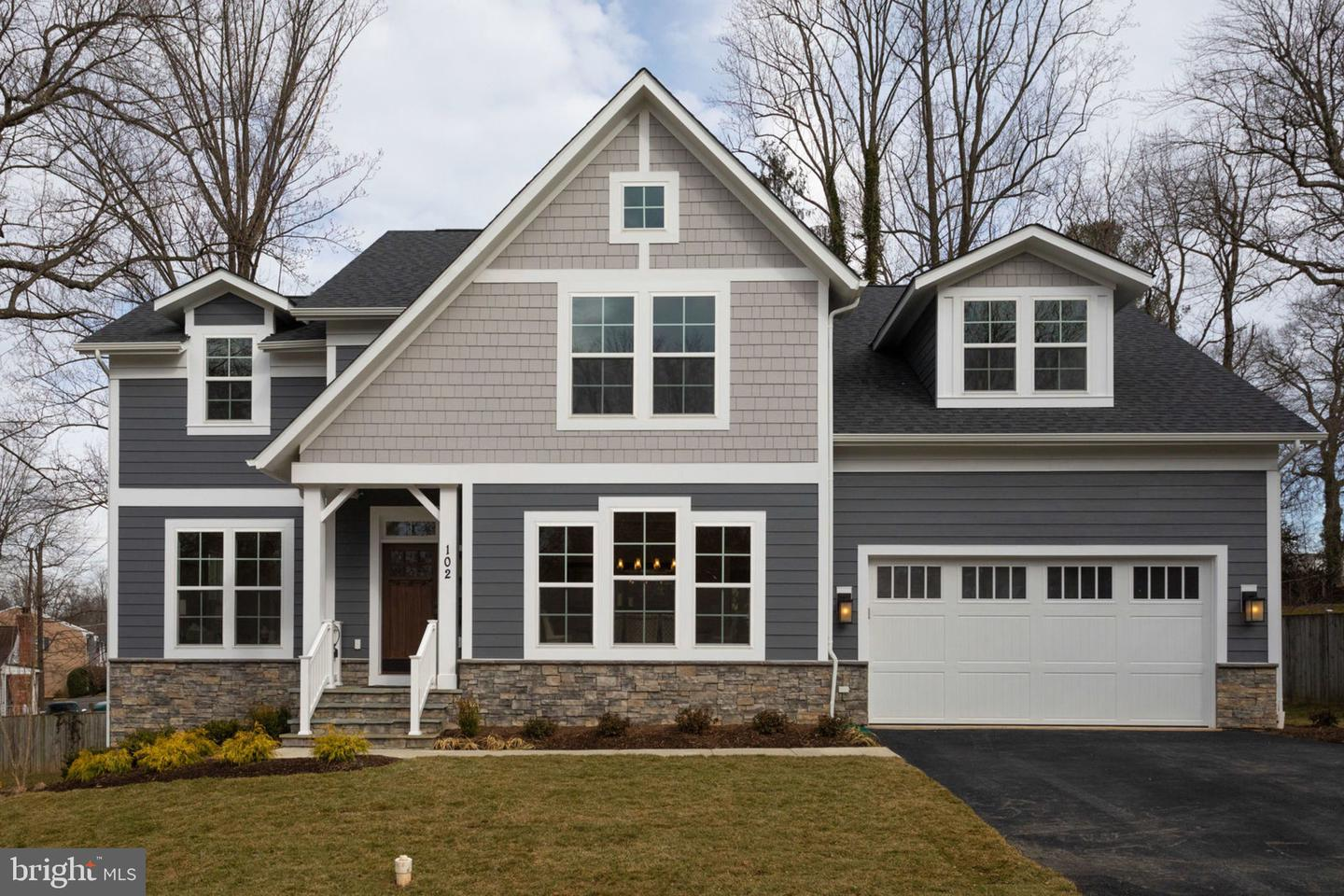 Single Family for Sale at 102 Sharon Ln NW Vienna, Virginia 22180 United States