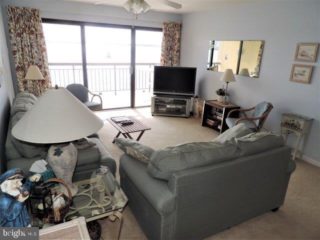 Living Room b - 429 BAYSHORE DR #205, OCEAN CITY