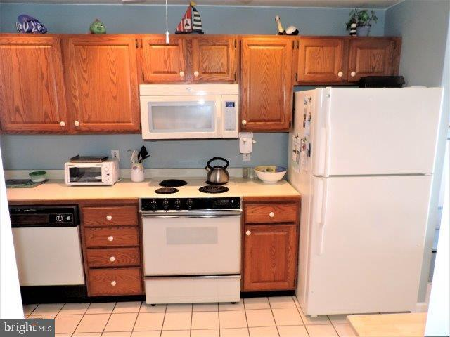 Kitchen d - 429 BAYSHORE DR #205, OCEAN CITY