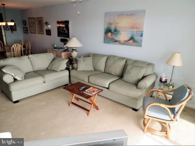 Living Room d - 429 BAYSHORE DR #205, OCEAN CITY