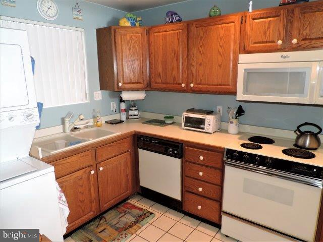 Kitchen b - 429 BAYSHORE DR #205, OCEAN CITY