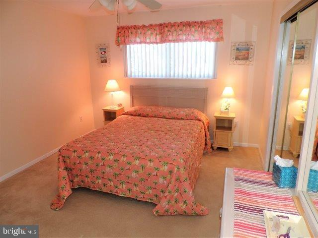 2nd Bedroom a - 429 BAYSHORE DR #205, OCEAN CITY