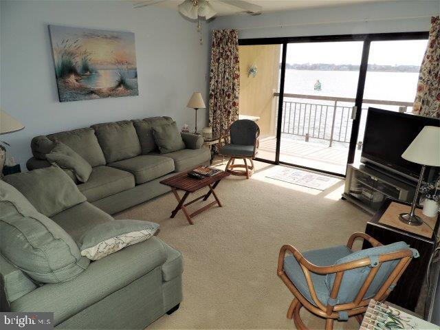 Living Room a - 429 BAYSHORE DR #205, OCEAN CITY