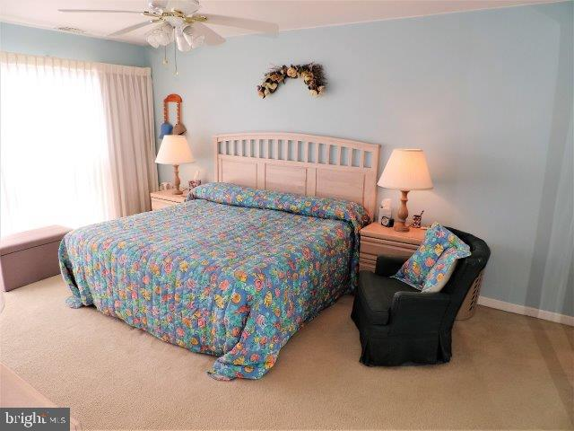 Master Bedroom a - 429 BAYSHORE DR #205, OCEAN CITY