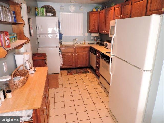 Kitchen a - 429 BAYSHORE DR #205, OCEAN CITY