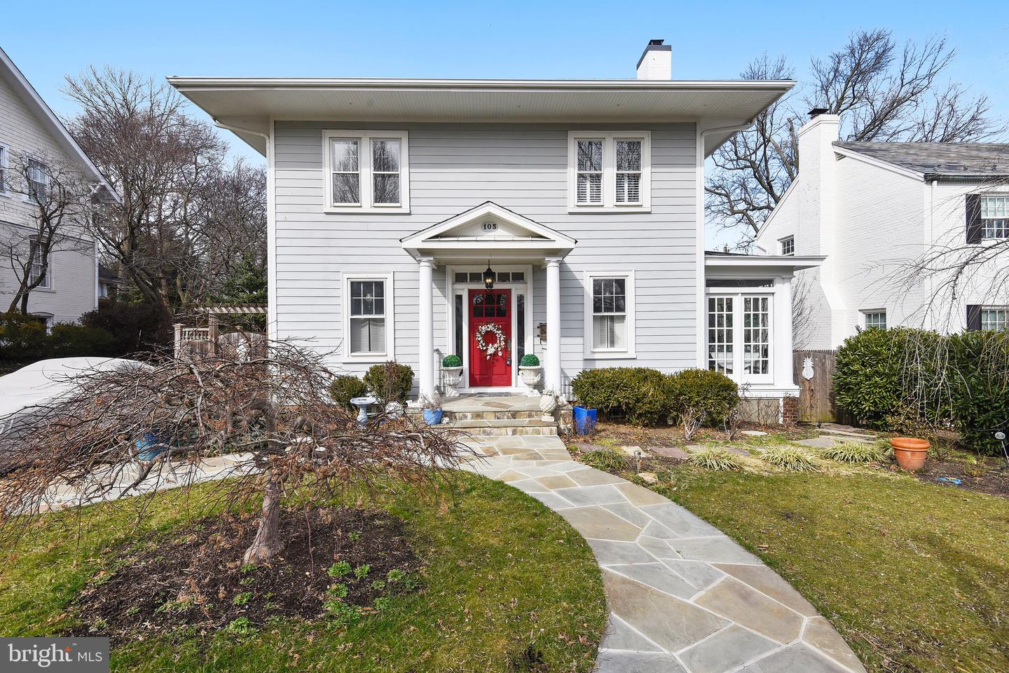 Single Family for Sale at 105 W Linden St Alexandria, Virginia 22301 United States