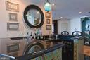 Wet Bar with View into Family Room and Kitchen - 1200 CRYSTAL DR #1713, 1714, ARLINGTON