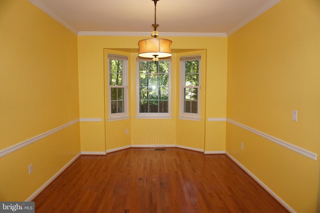 Dining room has been painted to match living room. - 15 SHARON LN, STAFFORD