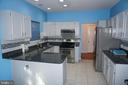 Kitchen has been painted to match living room. - 15 SHARON LN, STAFFORD
