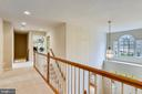 Upper Level Hall. - 3446 VALEWOOD DR, OAKTON