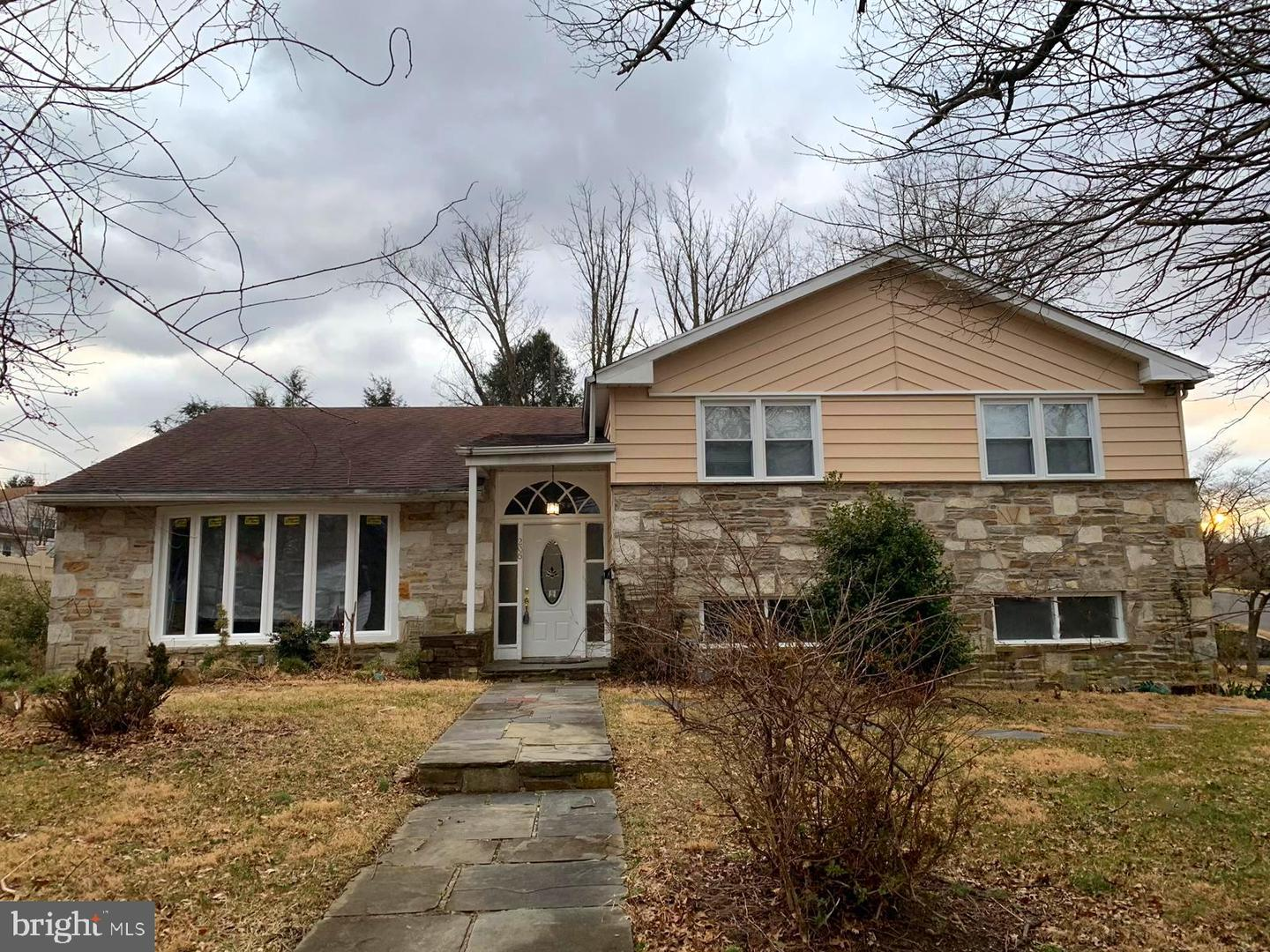 Photo of home for sale at 206 Barclay Circle, Cheltenham PA