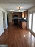 Open kitchen floor plan into the family room! - 10273 WINDGATE CT, MANASSAS