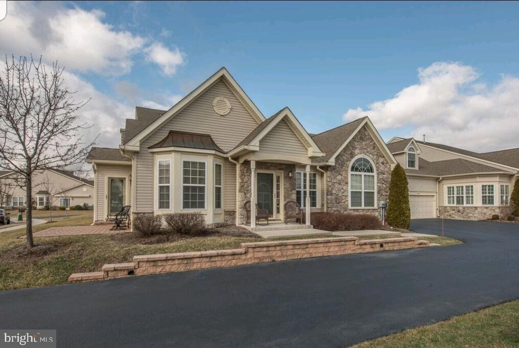 Photo of home for sale at 166 Pebble Beach Drive, Linfield PA