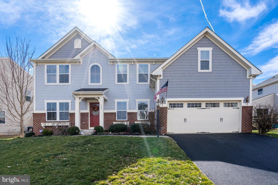 Single Family for Sale at 7201 Heron Pl 7201 Heron Pl Warrenton, Virginia 20187 United States