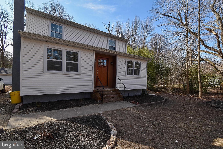 Частный односемейный дом для того Продажа на 125 KIRKWOOD Road Gibbsboro, Нью-Джерси 08026 Соединенные Штаты